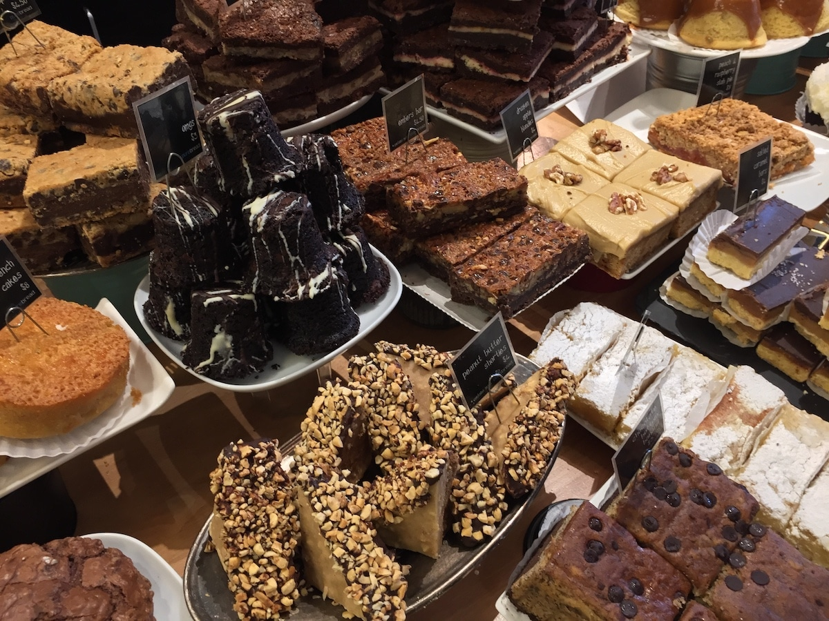 Sweets at Purebread Bakery