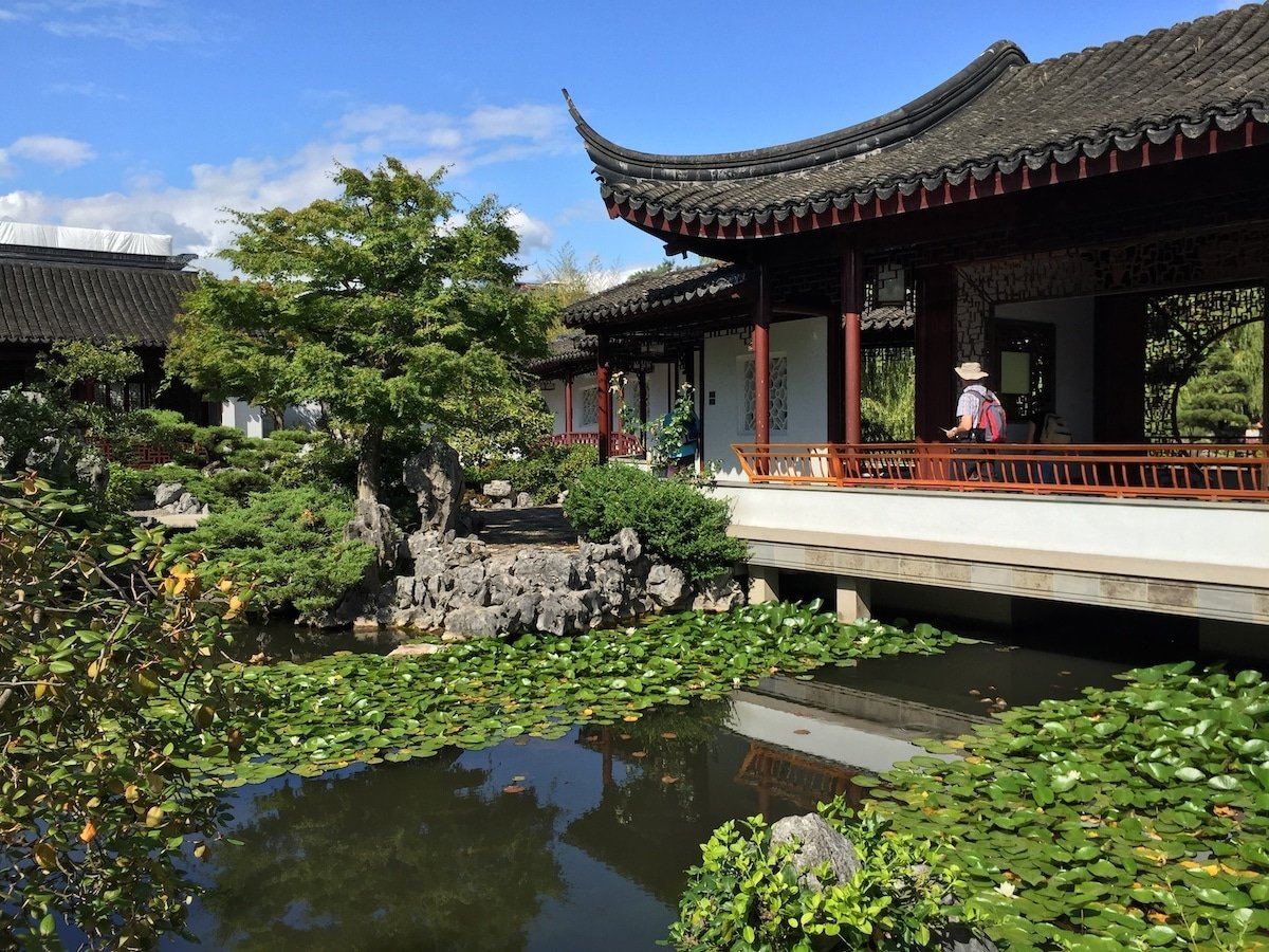 The Dr. Sun Yat-Sen Classical Chinese Garden in Vancouver | Photo: Carolyn Heller