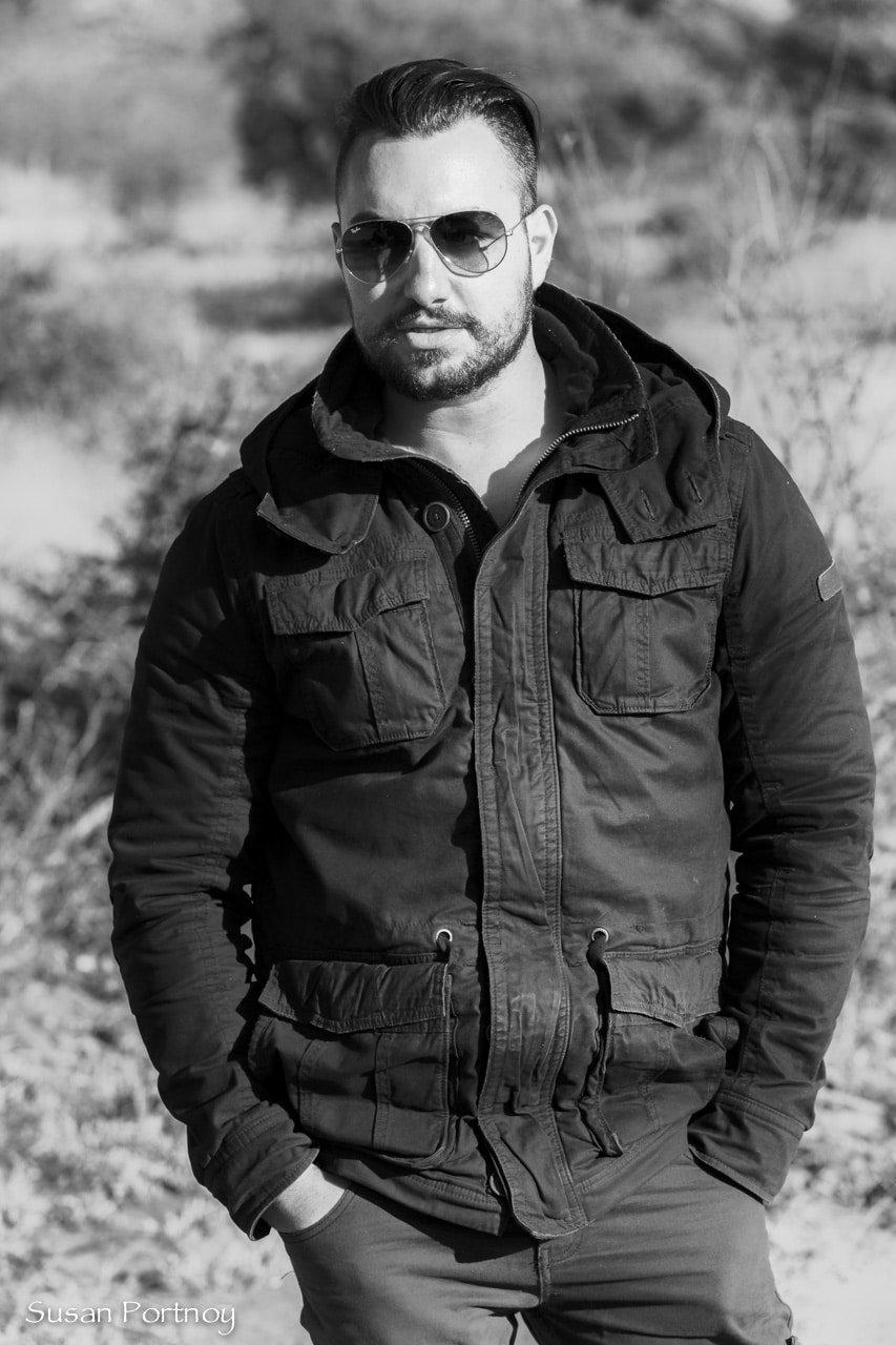 Wildlife Photographer Marlon du Toit