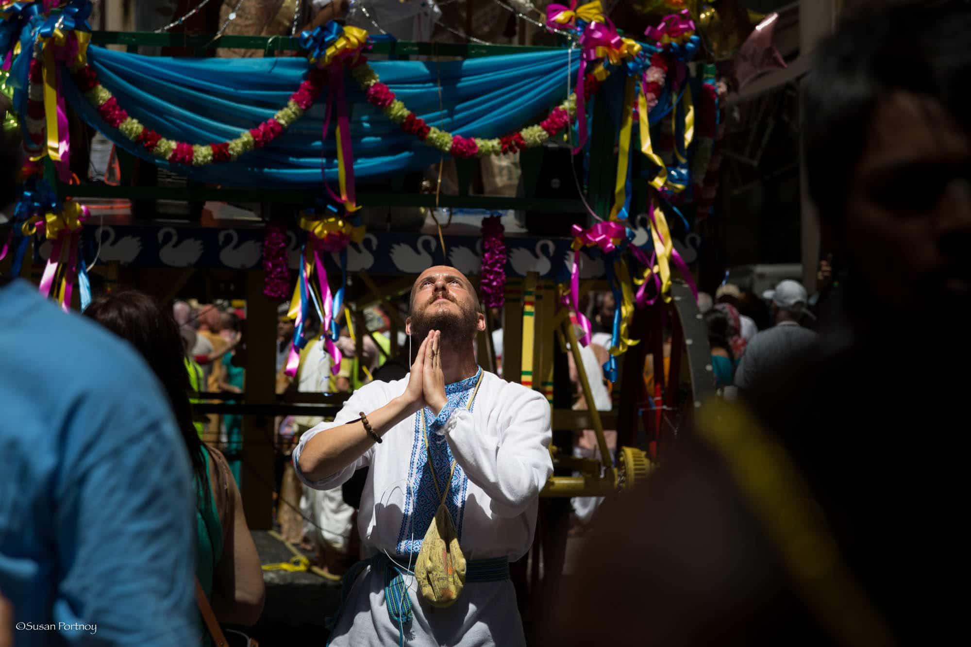 Hare Krishna Parade 2015, New York City