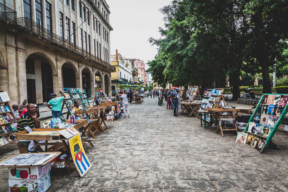 Plaza des Armes