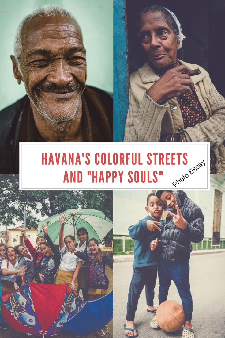 A wonderful photo essay taken in Havana, Cuba