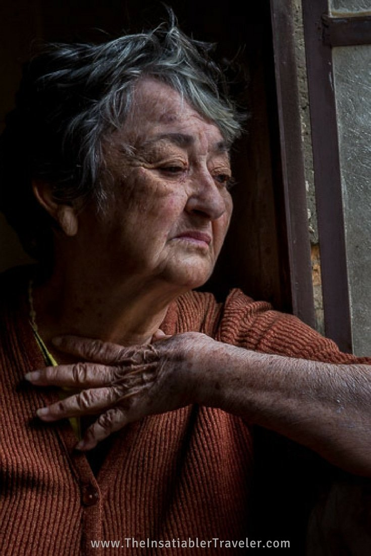 The story of my morning with Maria Théresa, a wonderful woman in Cuba who invited me into her home.