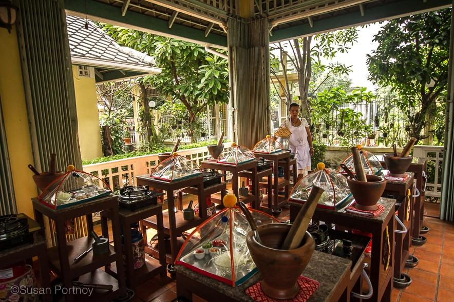 Amita Thai Cooking Class