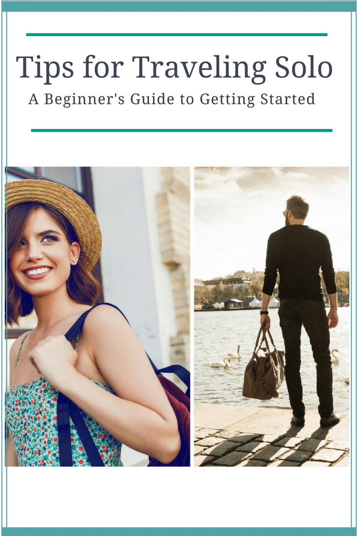 Have you thought about going on a trip alone but just not sure it's for you or the best way to go about it? This post will help you figure out how to plan in a way that's right for you. #solotravel #solofemaletravel