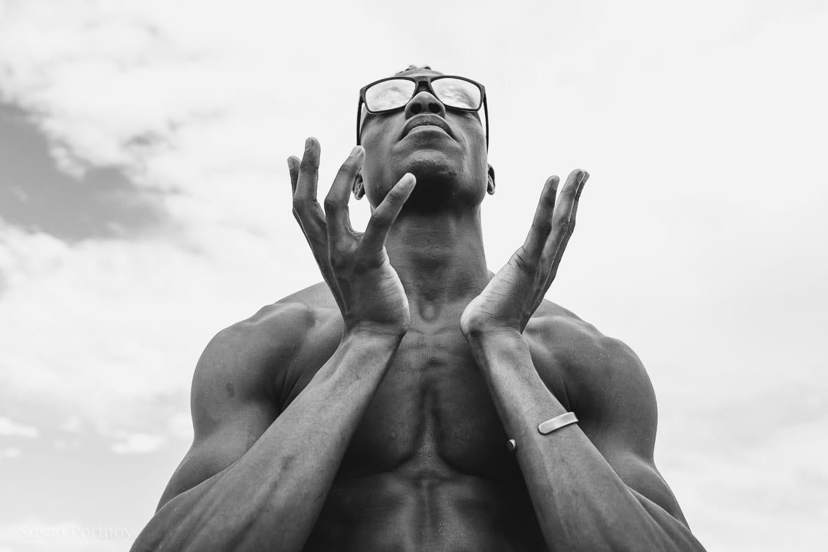 Mark Willis, Dancer at Coney Island - Peter Turnley Street Photography workshop