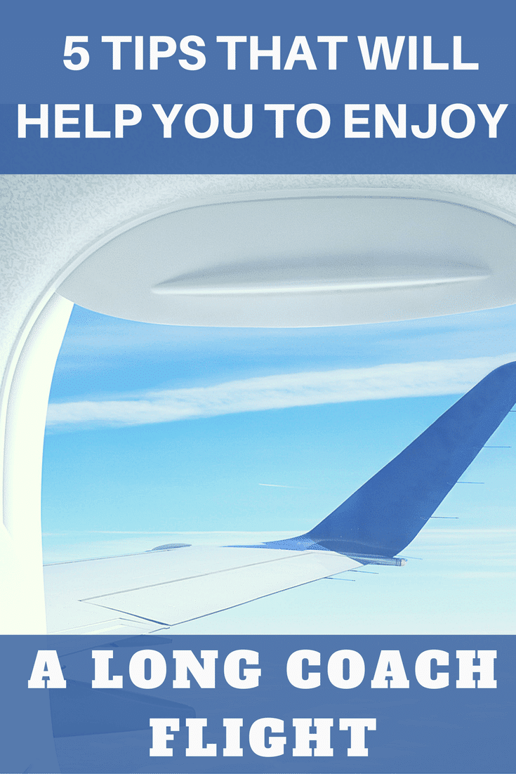 Why be uncomfortable when you don't have to be? These tips will make sitting at the back of the plane so much better.