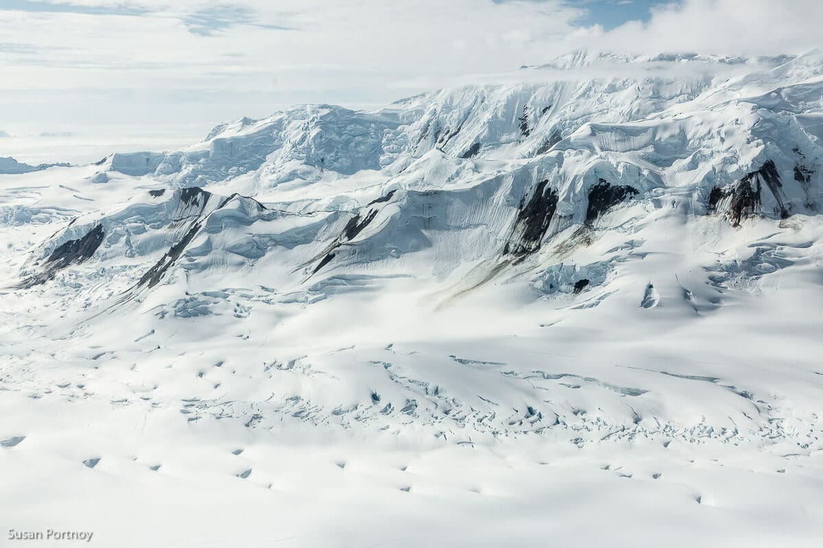 Another great view of the icefield --Kaskawulsh glacier in Yukon's Kulane National Park-1229