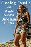 My afternoon with Wendy Sloboda_ The Canadian Badlands' Legendary Dinosaur Hunter _ #Canada #travel #paleontology