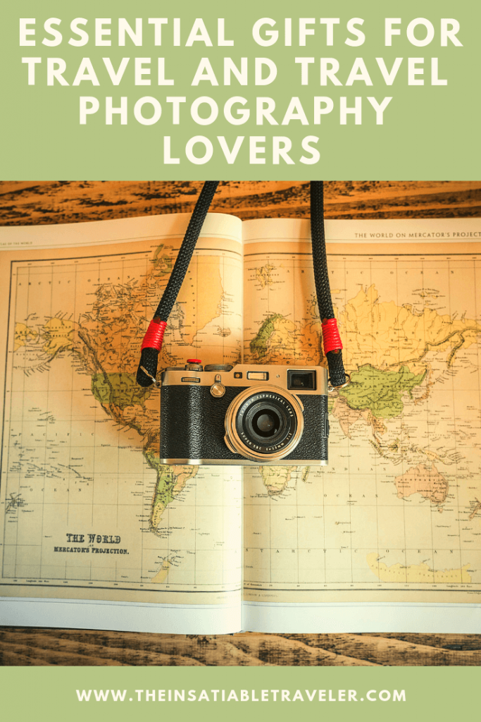 Essential Gifts for Travel and Travel Photography Lovers - Don't waste your valuable time surfing the web, I've compiled a short-list of great gifts for travel and travel-photography lovers I use & highly recommend.