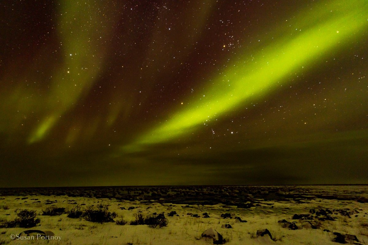 Northern Lights | Insatiable Traveler Year -end review 2017-Seal River Heritage Lodge-Manitoba-868901