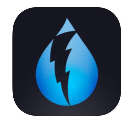 Dark Sky app