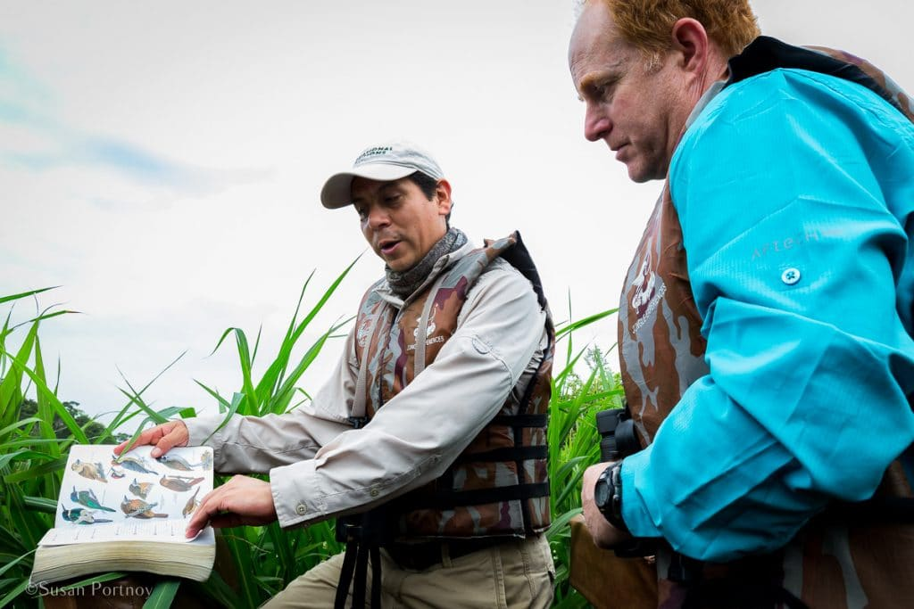 Dennis Osorio Expedition Leader | Amazon River Cruise Peru -International Expeditions-20
