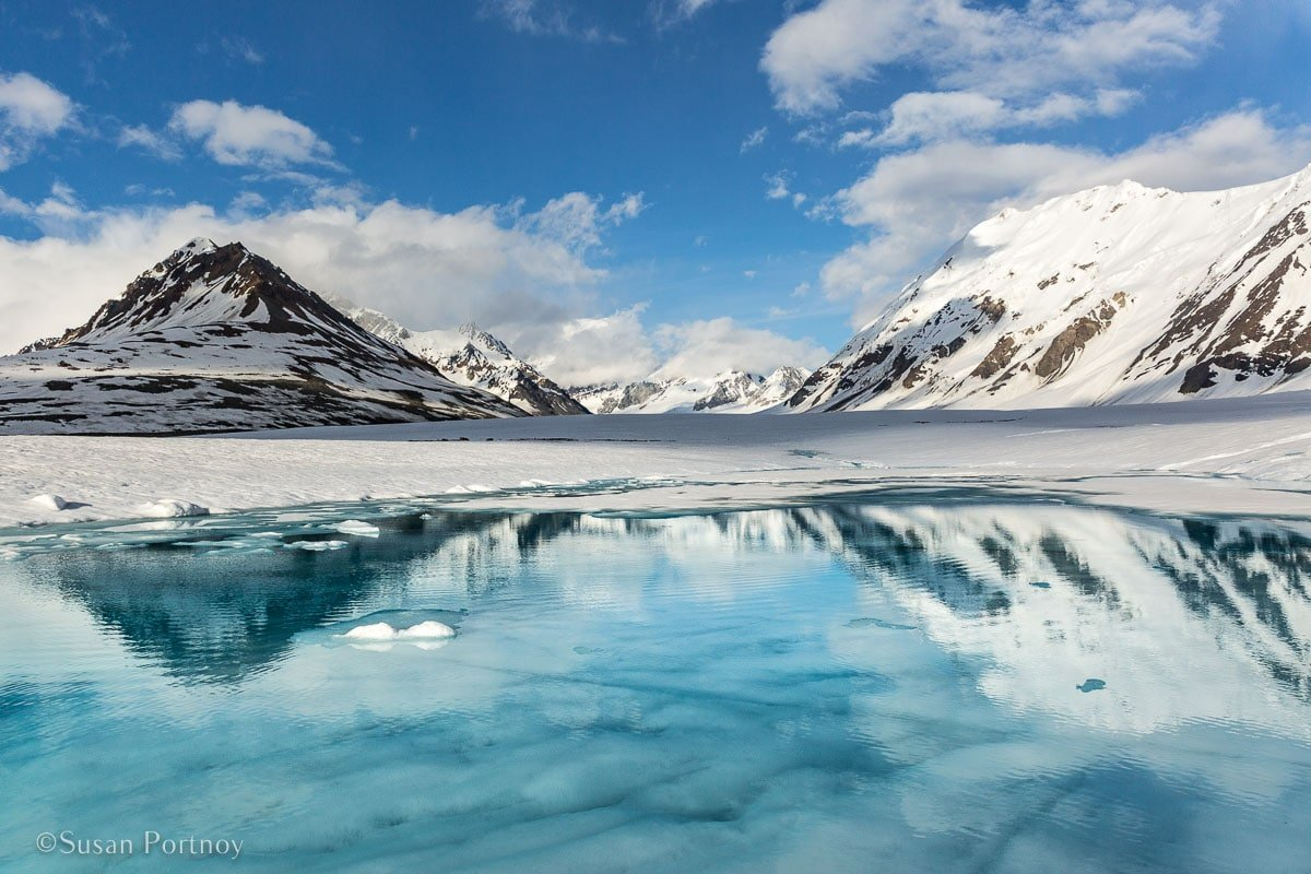 The beauty of the Yanert Glacier - Lessons Learned on an Alaskan Cruise -360920180601