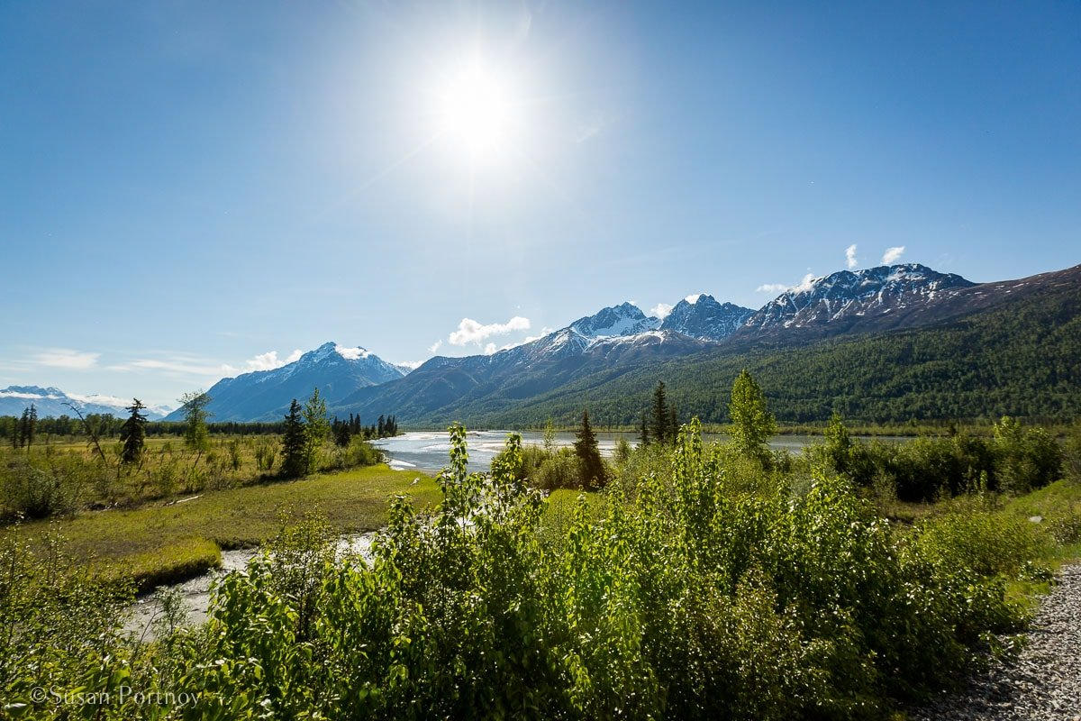 View from the Mckinley Explorer on our way to Denali - Lessons Learned on an Holland America Alaskan Cruise-329920180601