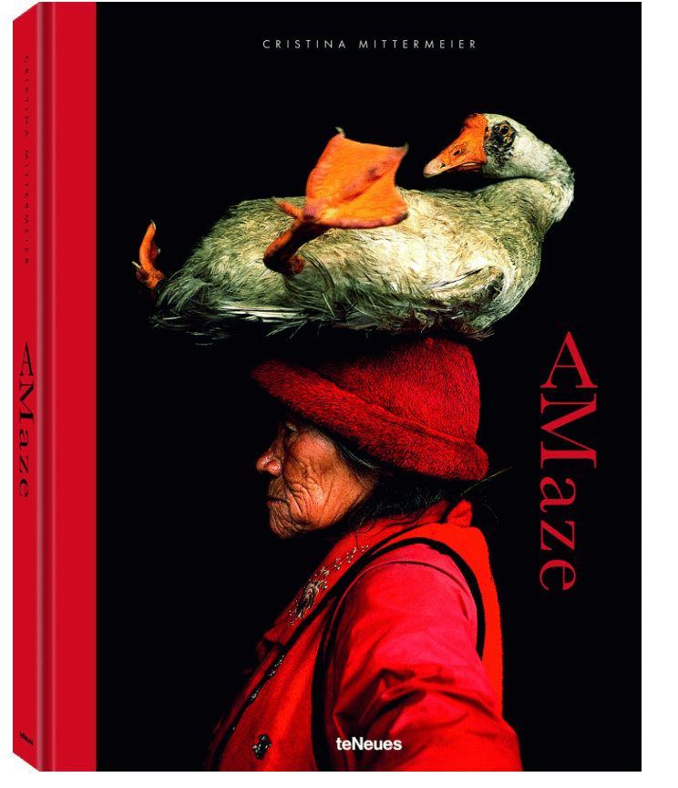 Amaze Hardcover by Cristina Mittermeier