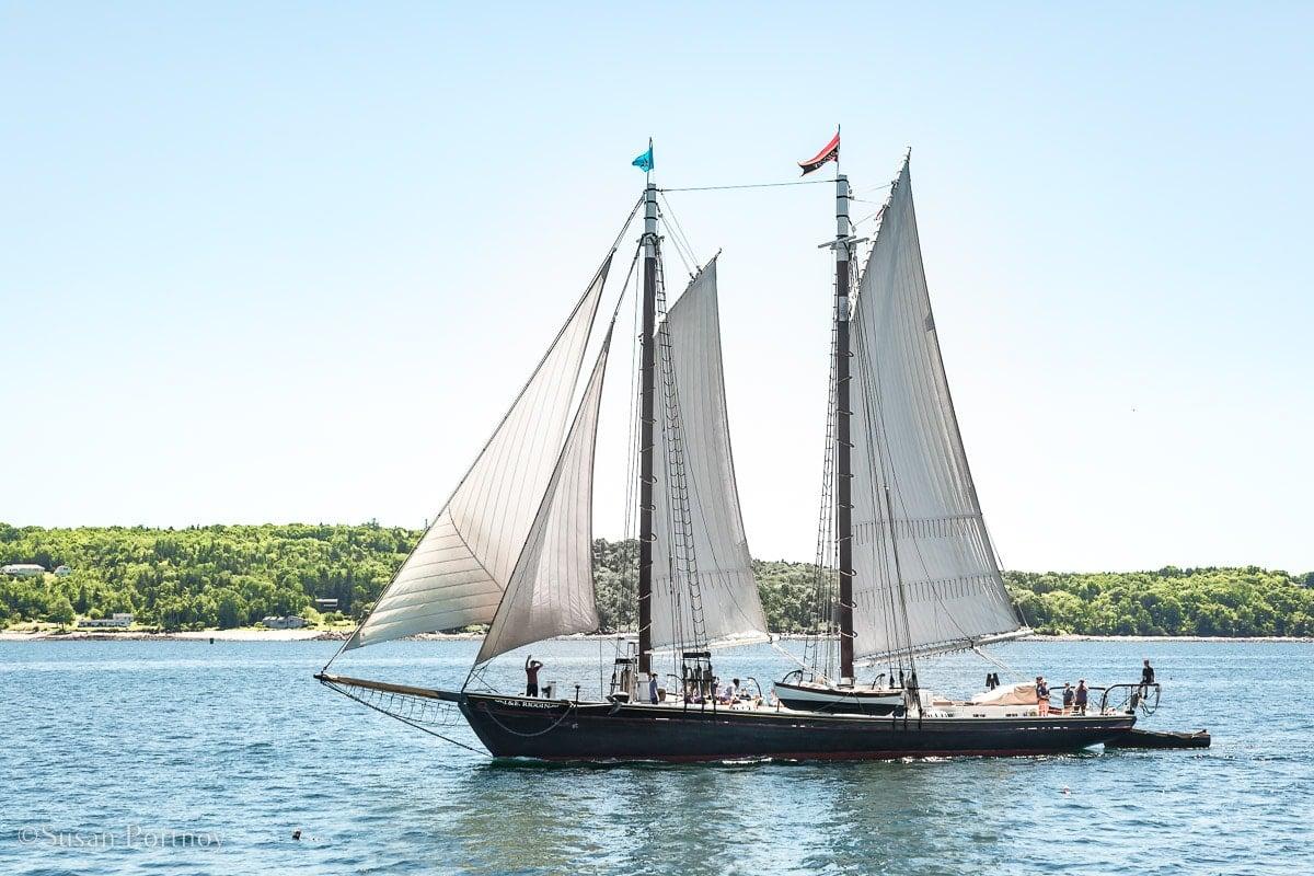 The J & E Riggin - Windjammer cruise in Maine-731720180707