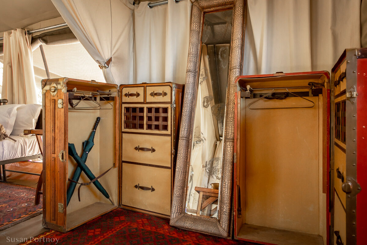 replicas of vintage wardrobe steamer trunks