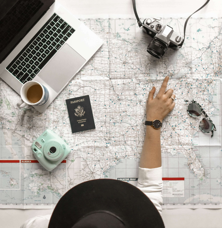 Travel Tips - Upsplash image