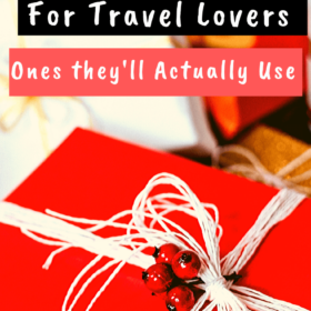 The Best Gifts for Travel Lovers