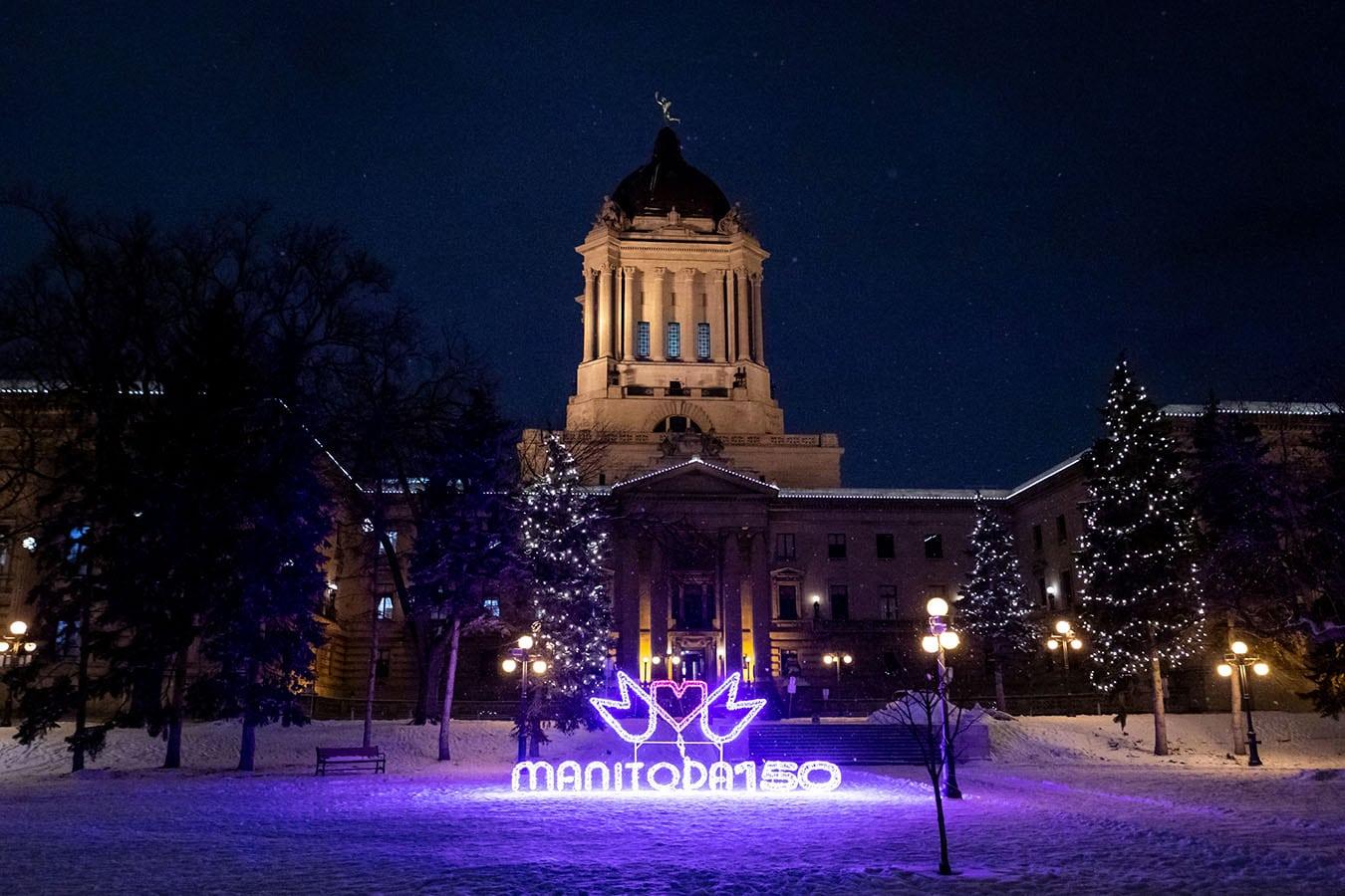 150 th Anniversary of Manitoba - Winnipeg