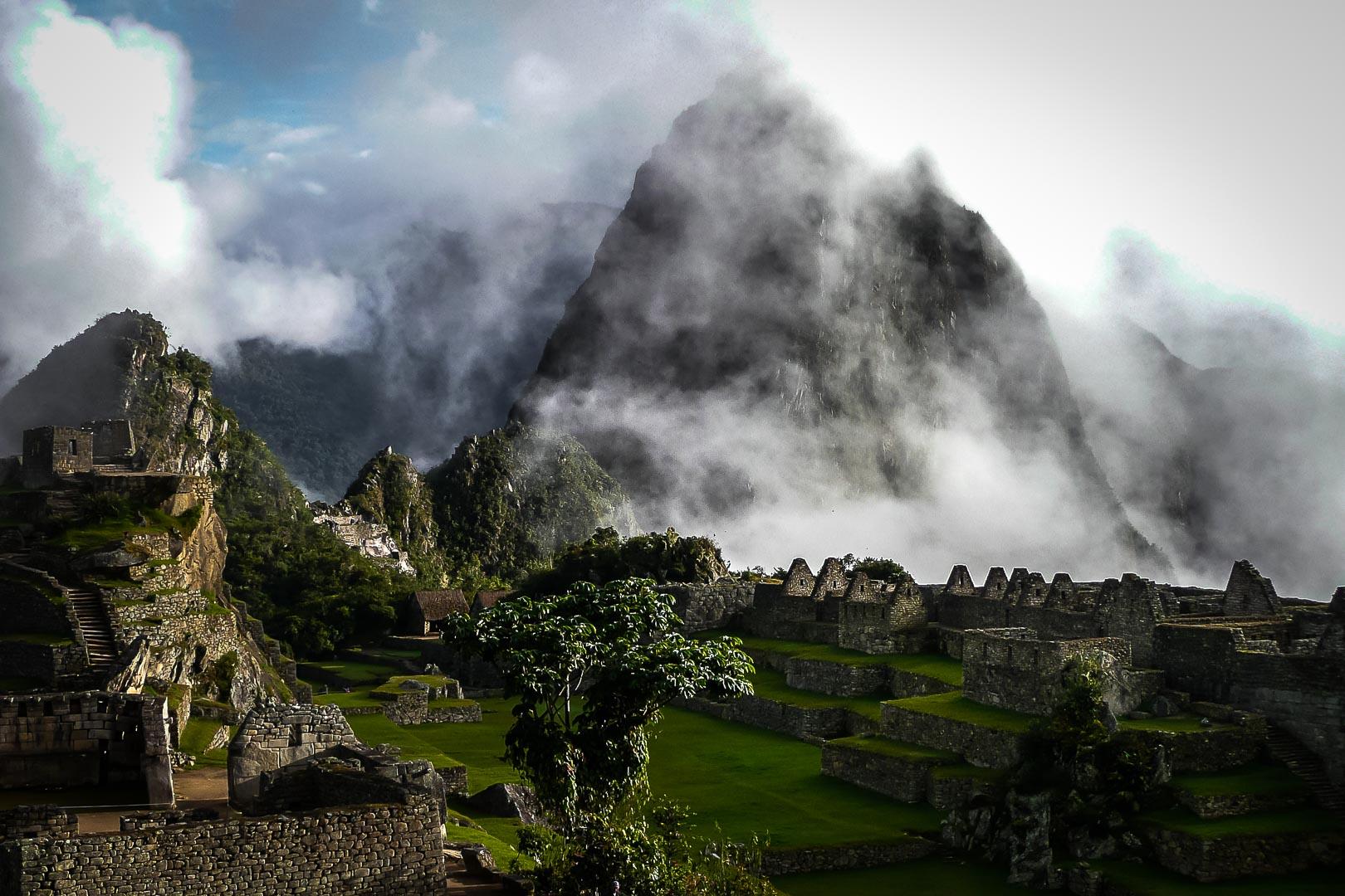 Machu Picchu - Breathtaking views