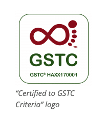 Global Sustainable Tourism Council Certification Logo