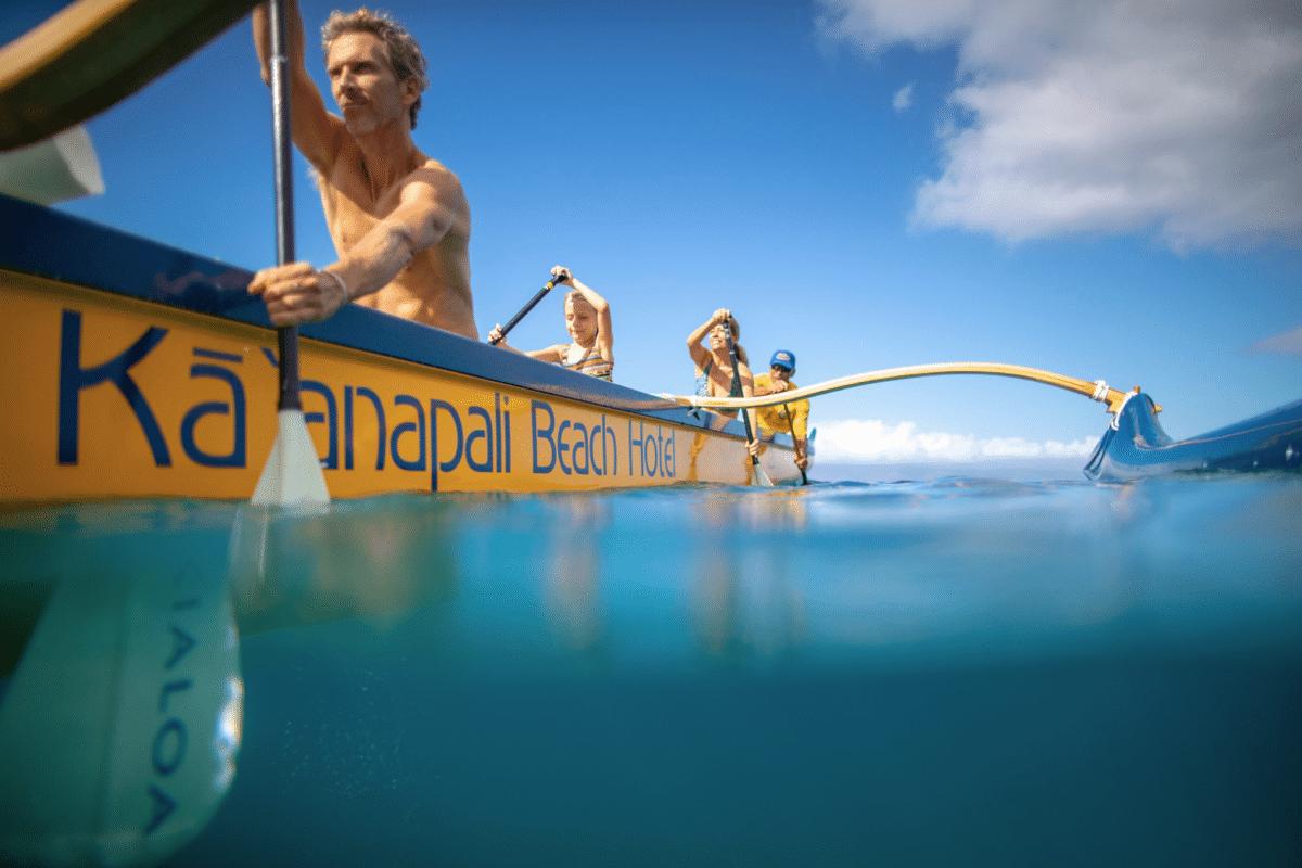 Kaanapali Beach Hotel, Maui | Photo: Murphy O'Brien