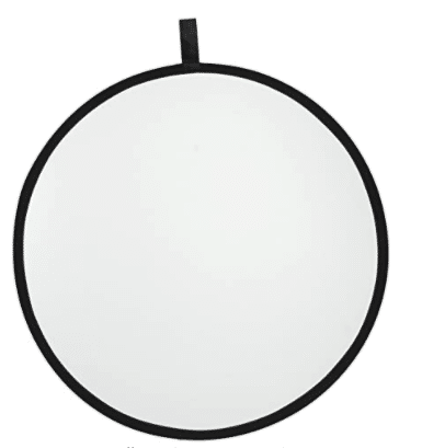 """Rogue 2-in-1 Collapsible Reflector - Super Soft Silver / Natural White 32"""""""