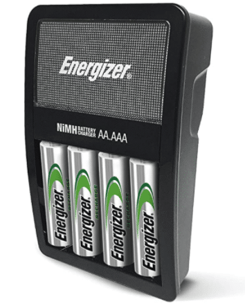 Energizer Rechargeable AA and AAA Battery Charger