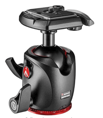 Manfrotto XPRO Ball Head with 200PL Quick Release