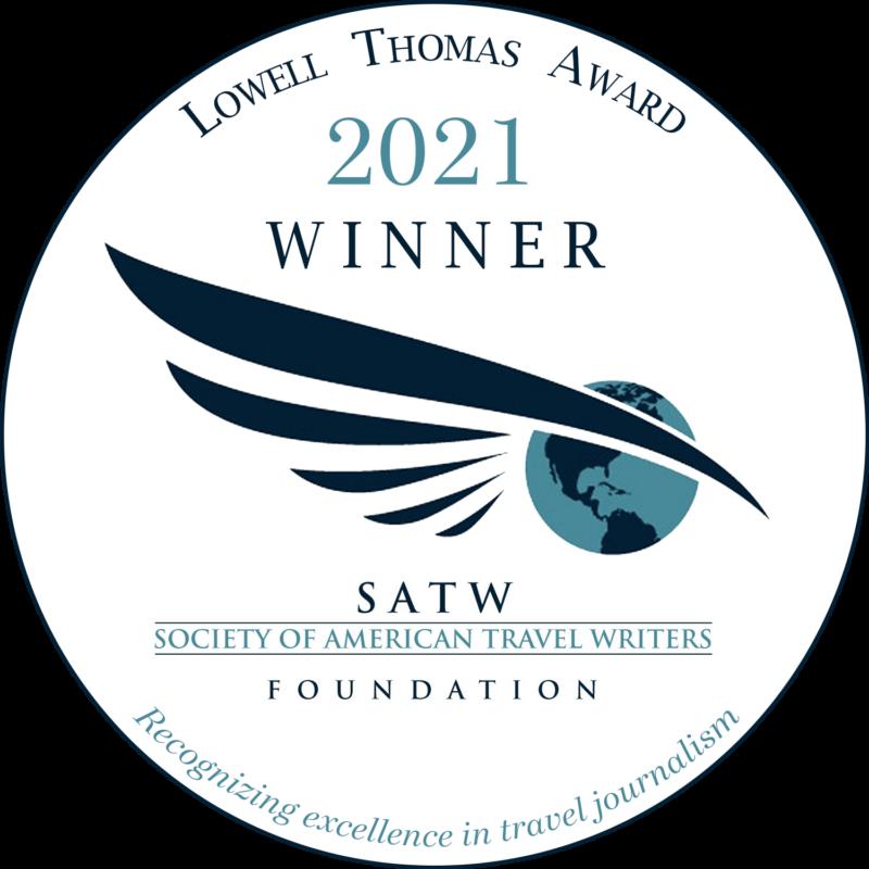 SATW 2021 Lowell Thomas Award