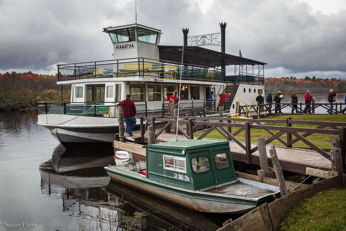 The Hiawatha Ferry