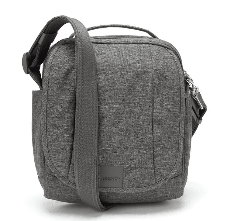 Metrosafe LS200 Anti-Theft Medium Crossbody Bag PacSafe